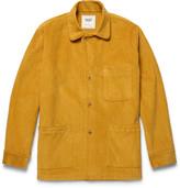 Sleepy Jones - David Coggins Cotton-Corduroy House Coat