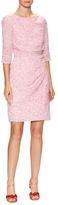Carolina Herrera Printed Short Dress