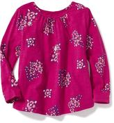 Old Navy Floral Swing Top for Toddler