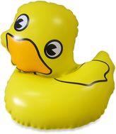 Kel Gar Inflatable Ducky Faucet Cover & Bubble Bath Dispenser