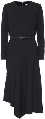 Max Mara Giulio belted midi dress