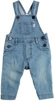 Il Gufo Stretch Cotton Denim Overalls