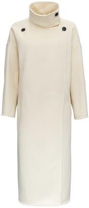 Isabel Marant Relton Long Wool Coat