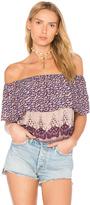 Nightcap Clothing Topanga Top