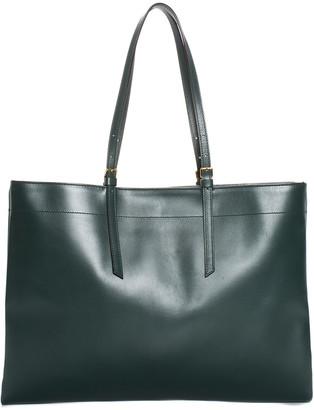 Marni Green Leather Shoulder Bag