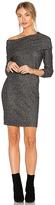 LnA Brenda Scarf Dress