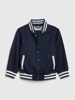 Gap Toddler Varsity Bomber Jacket