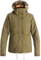 Roxy Grove Hooded Jacket