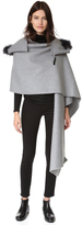 Mackage Helina Hooded Poncho