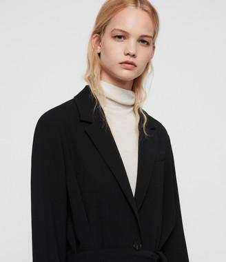 AllSaints Neva Duster Coat