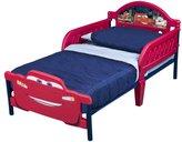 Disney 3D Toddler Bed