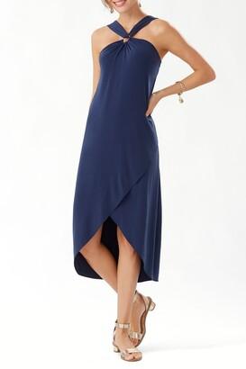 Tommy Bahama Carmela Halter Maxi Dress