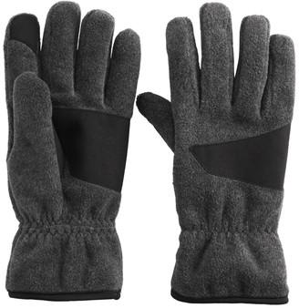 Apt. 9 Men's Mixed Media Fleece Touchscreen Gloves