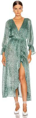 Cult Gaia Oona Dress in Seafoam | FWRD