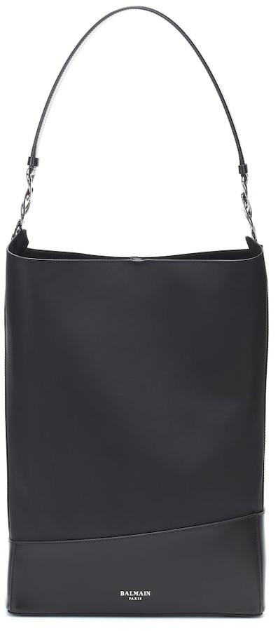 db6337def9 Polygon Medium leather shoulder bag