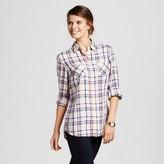 Merona Women's Favorite Shirt Plaid