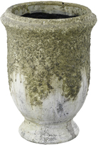 A&B Home Large Weathered Planter