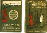 One Kings Lane Vintage Mrs. Wiggs and Lovely Mary, S/2
