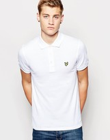 Lyle & Scott Polo with Eagle Logo