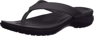 Crocs Women's Capri V Flip Flop Casual & Simple Sandals for Women