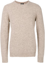 A.P.C. crew neck jumper - men - Wool - S