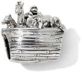 Sterling Silver Noah's Ark Slide Charm