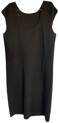 Escada Black Wool Dress for Women