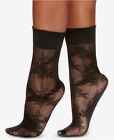 Berkshire Rose Floral Anklet Socks 5122