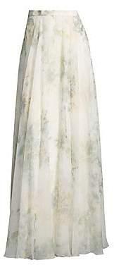 Jenny Yoo Women's Hampton Luxe Chiffon Skirt