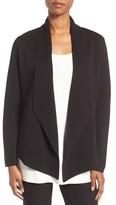 Eileen Fisher Women's Silk & Organic Cotton Sweater Jacket