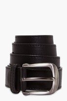 boohoo Heidi Curved Buckle Boyfriend Belt