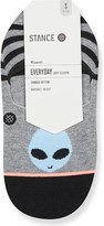 Stance Ladies Grey Ecliptic Super Invisible Cotton Socks