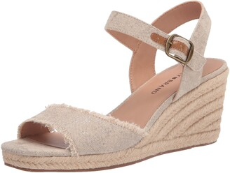 Lucky Brand Women's MOLIEY Wedge Sandal