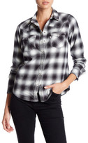 Levi's Modern Western Licorice Cloud Blouse