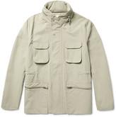 Folk Washed-Shell Field Jacket