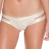 Luli Fama Banded Moderate Bottom In White (L469337)