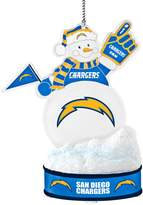 San DiegoChargers LED Snowman Ornament