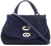 Zanellato crossbody bag - women - Raffia/Leather - One Size