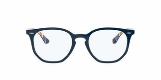 Ray-Ban RX7151F Hexagonal Asian Fit Sunglasses