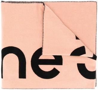 Acne Studios Toronty logo-jacquard scarf