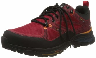 Jack Wolfskin Men's Force Striker Texapore Low M Rise Hiking Shoes