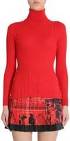 Versace turtleneck jumper