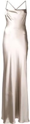 Galvan Whiteley dress