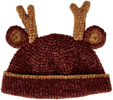 San Diego Hat Company Brown Reindeer Beanie - Infant & Toddler
