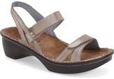 Naot Footwear 'Brussels' Sandal (Women)