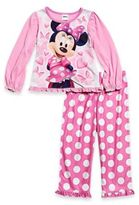 Disney 2-Piece Minnie Mouse PJs in Pink