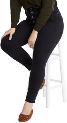 Madewell Curvy High-Rise Skinny Jeans - Inclusive Sizing