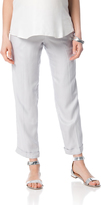 A Pea in the Pod Pull On Style Straight Leg Maternity Pants