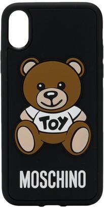 Moschino polka-dot iPhone X case