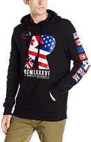 Young & Reckless Men's Global Stamp Hoodie